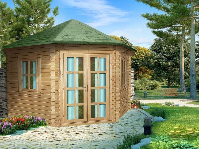 39 Norfolk 39 Log Cabin Log Cabins Sheds Garages In London